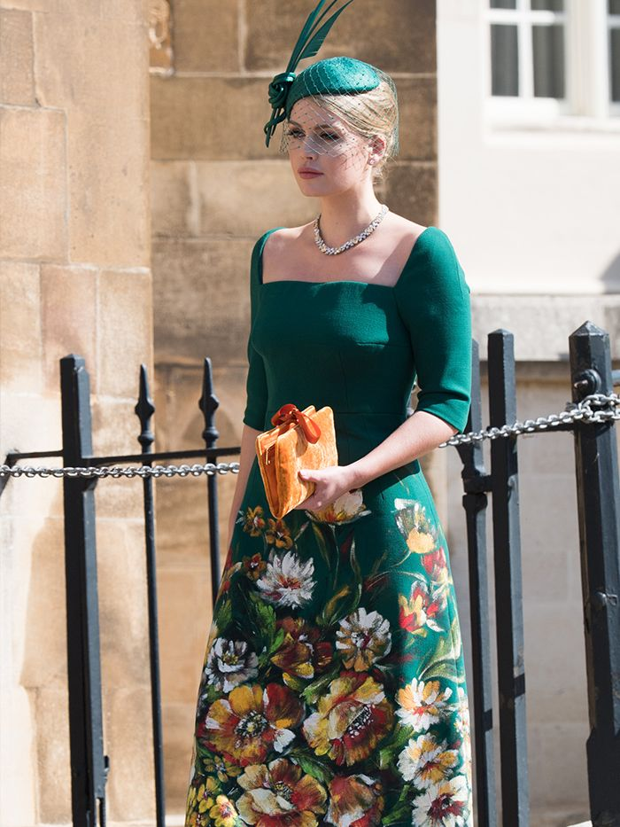 96f5dc85f0e The Floral Dress Trend All the Young Royals Are Loving
