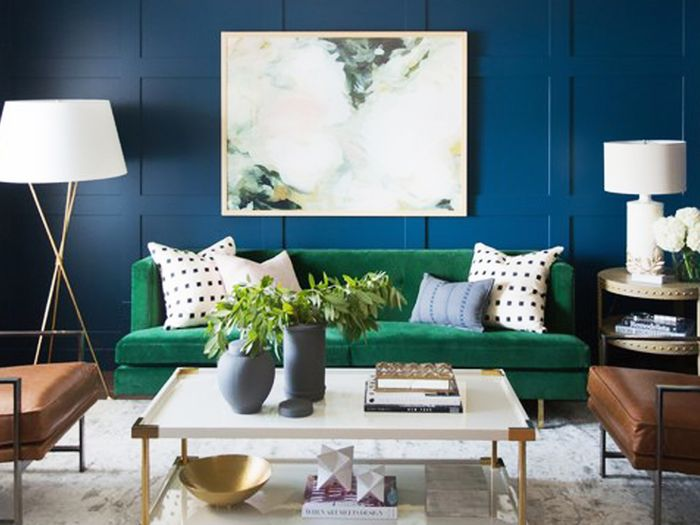 Interesting Living Room Paint Color Ideas: 10 Wall Paint Ideas To Fix Your Painting Mistakes