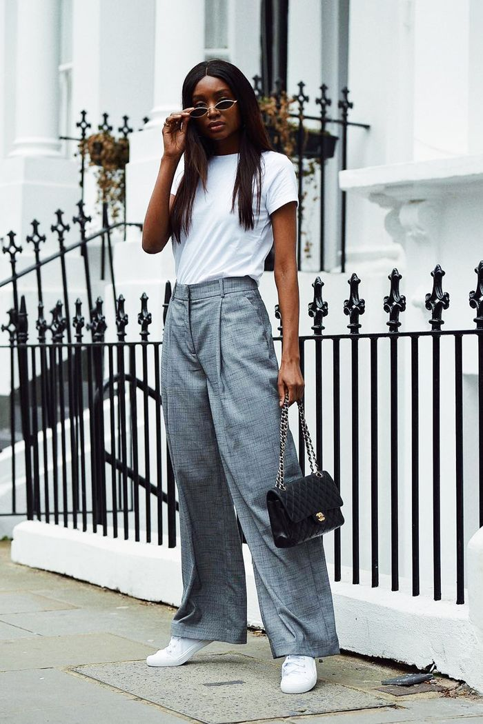 These Dress-Down Friday Outfits Are 100% Office-Appropriate | Who