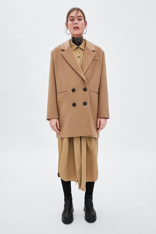Zara Masculine Coat