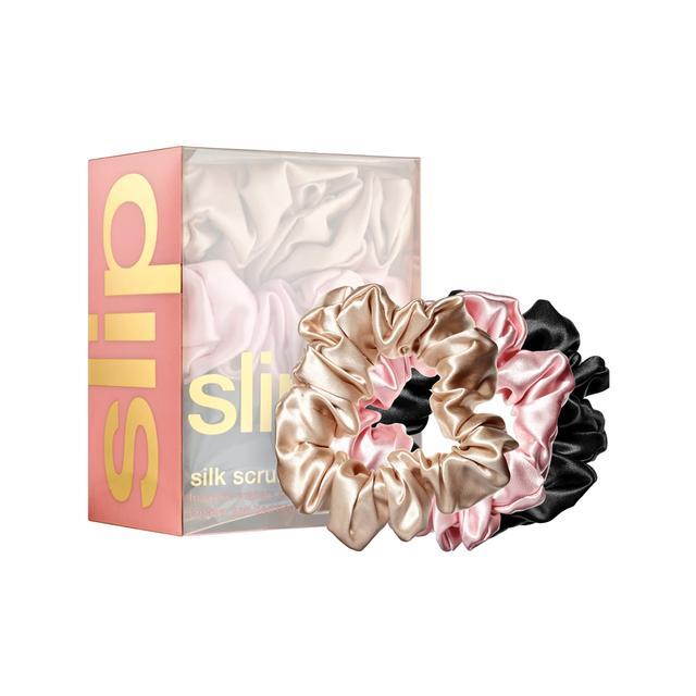 Large Slipsilk(TM) Scrunchies