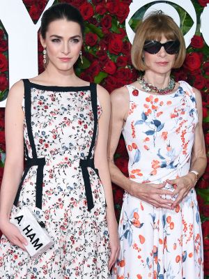 10 Times Bee Shaffer Dressed Just Like Her Mum, Anna Wintour