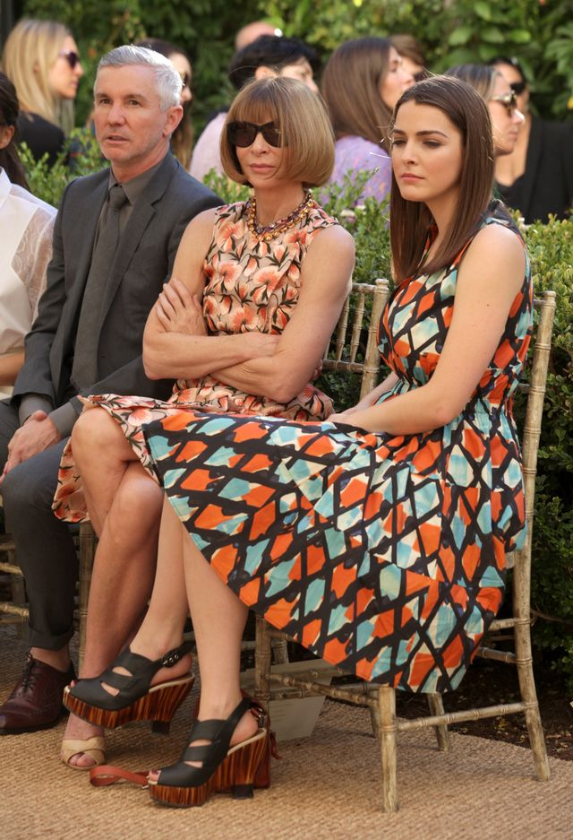 Anna Wintour's Daughter's Best Outfits