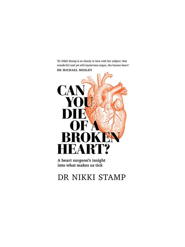 Can You Die of a Broken Heart? by Nikki Stamp