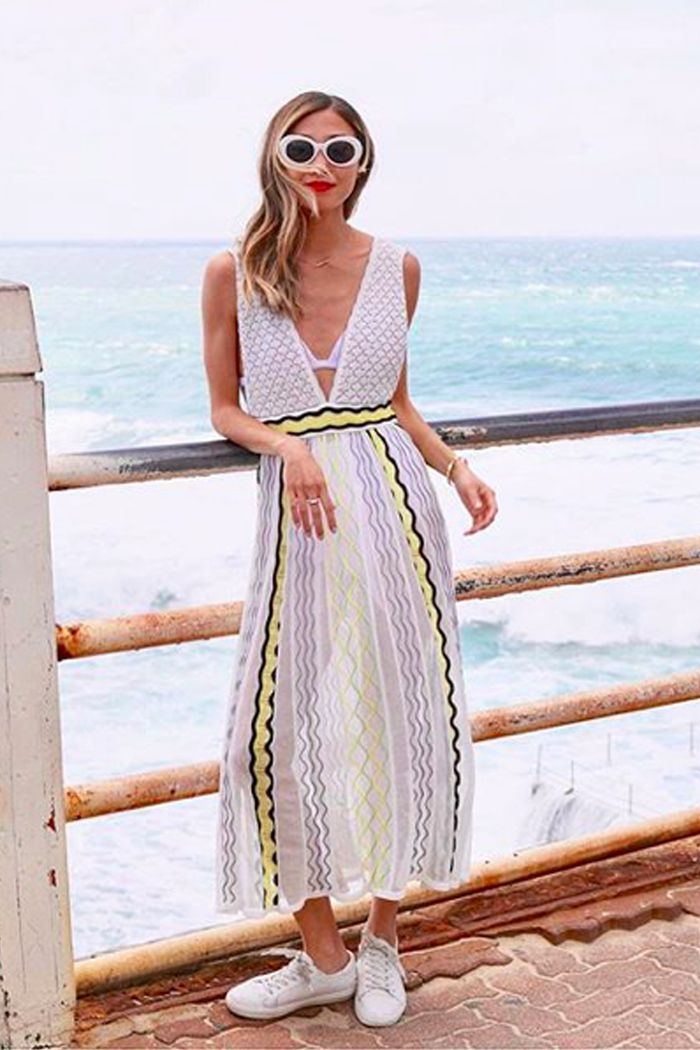 Summer Holiday Outfit Ideas From Whowhatwear Uk Who