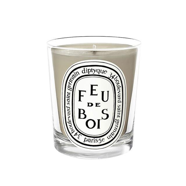 Feu de Bois Scented Candle by Dipityque