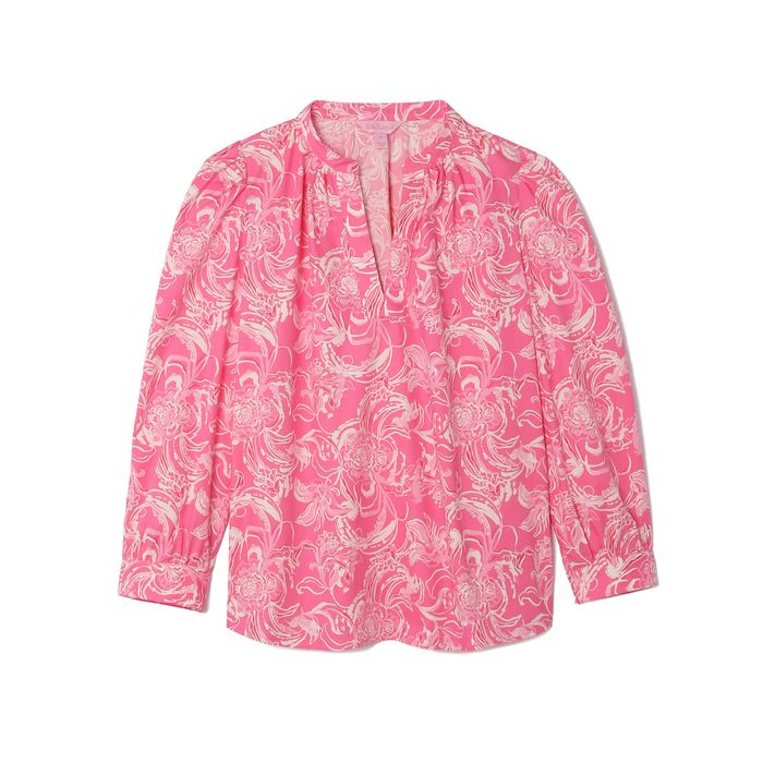 dc39fd80fa83f Gwyneth Paltrow Collaborates With Lilly Pulitzer | Who What Wear UK