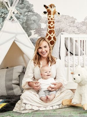 Inside Our Co-Founder's Gender-Neutral Nursery (It's Anything But Childish)