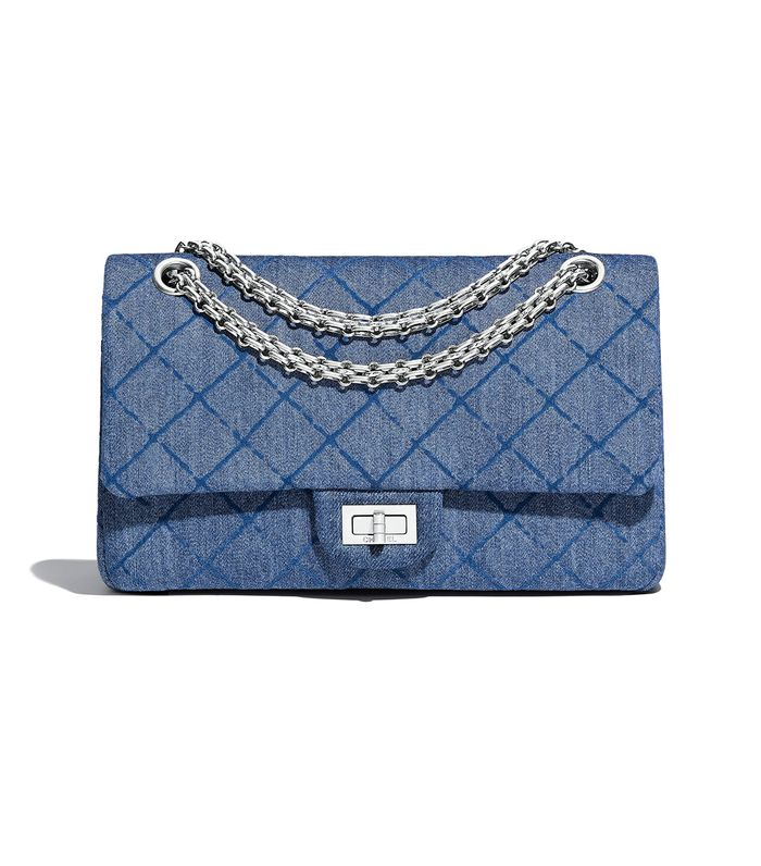 I ve Worn the Classic Chanel Bag for 9 Years Straight   Who What Wear fa925bcad4