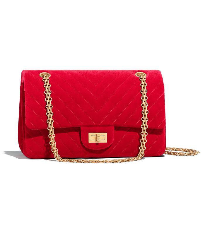 db21a94c5fb0 I've Worn the Classic Chanel Bag for 9 Years Straight | Who What Wear