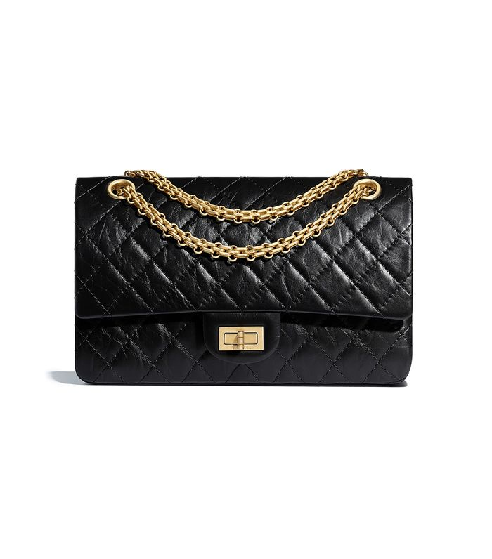 9c79f7d69fbddf I've Worn the Classic Chanel Bag for 9 Years Straight | Who What Wear