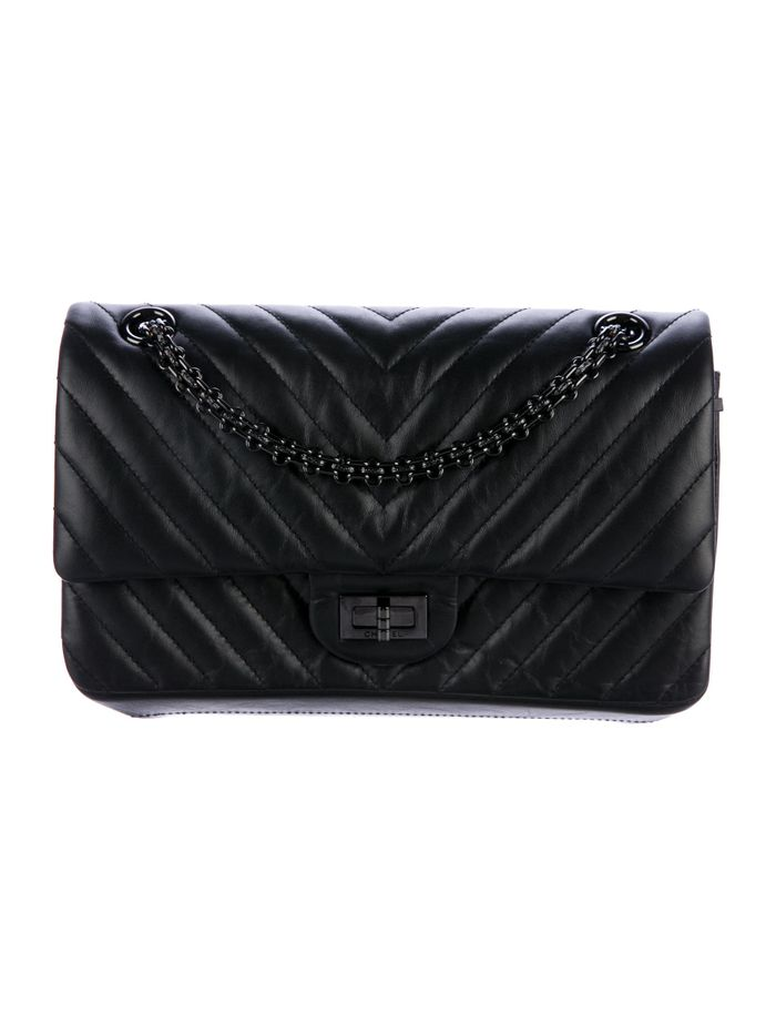 53ae8a3ae296c1 I've Worn the Classic Chanel Bag for 9 Years Straight | Who What Wear