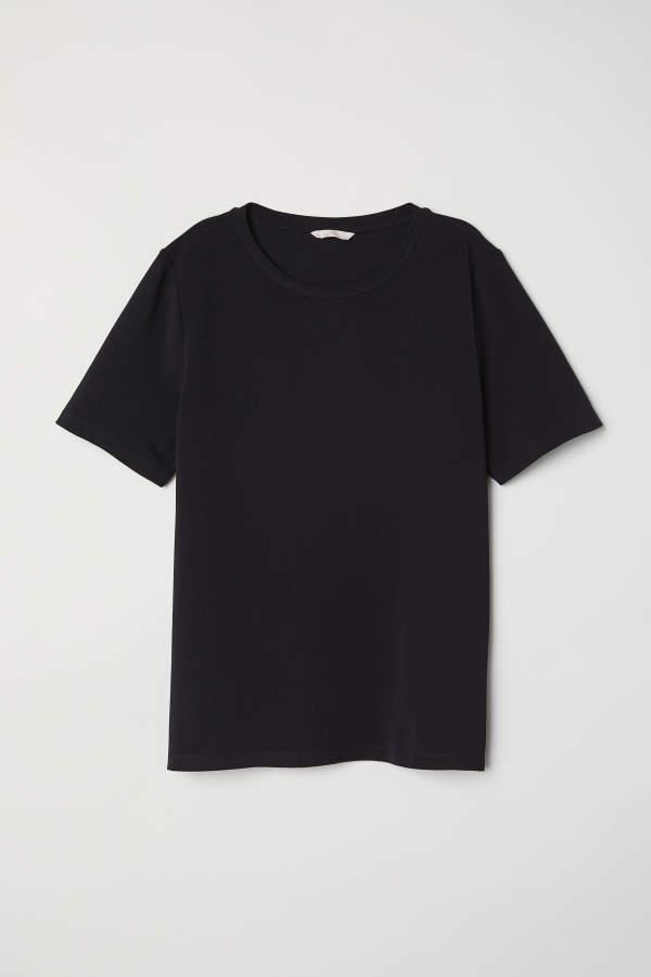 - T-shirt - Black - Women