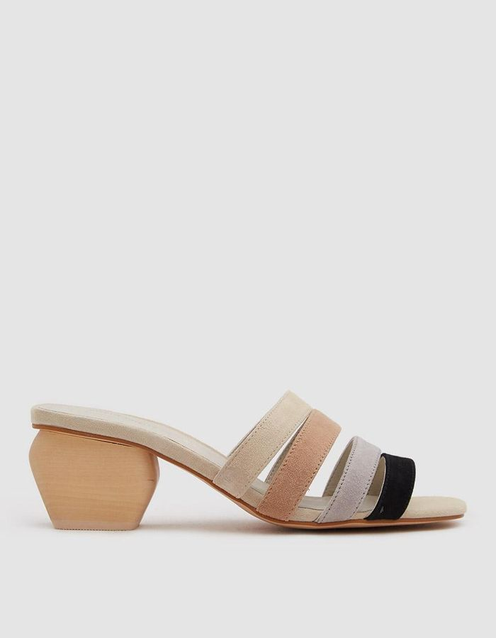 e69ae99d43a 21 Sculptural Heels That Convinced Me to Wear Tall Shoes | Who What Wear