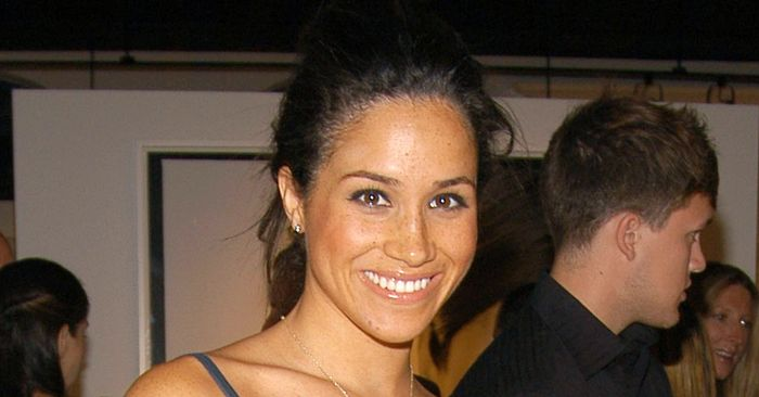 Meghan Markle Wore Naked Shoes to Her First Hollywood Event in 2006
