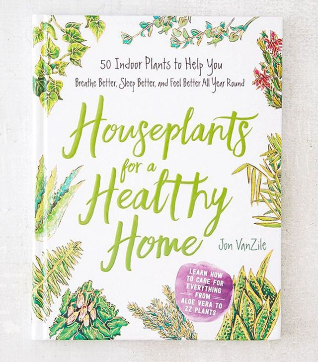 Houseplants for a Healthy Home: 50 Indoor Plants to Help You Breathe Better, Sleep Better, and Feel Better All Year Round By Jon VanZile