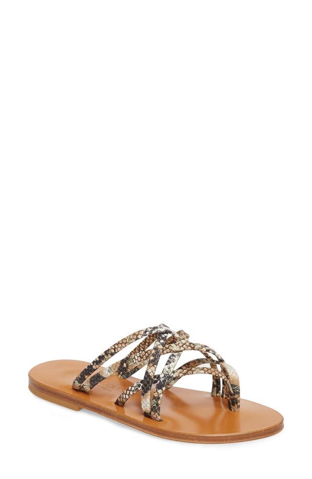 Women's K. Jacques St. Tropez Strappy Thong Sandal