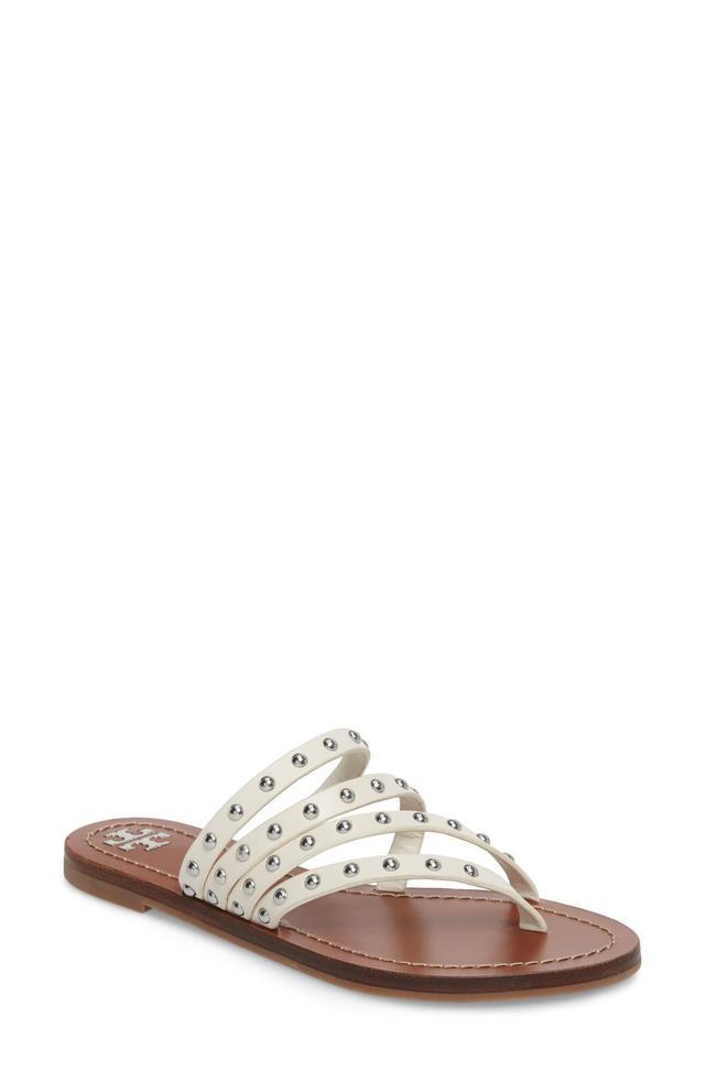 Patos Studded Thong Sandal