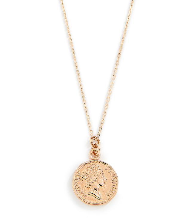 Shashi Baby Warrior Necklace