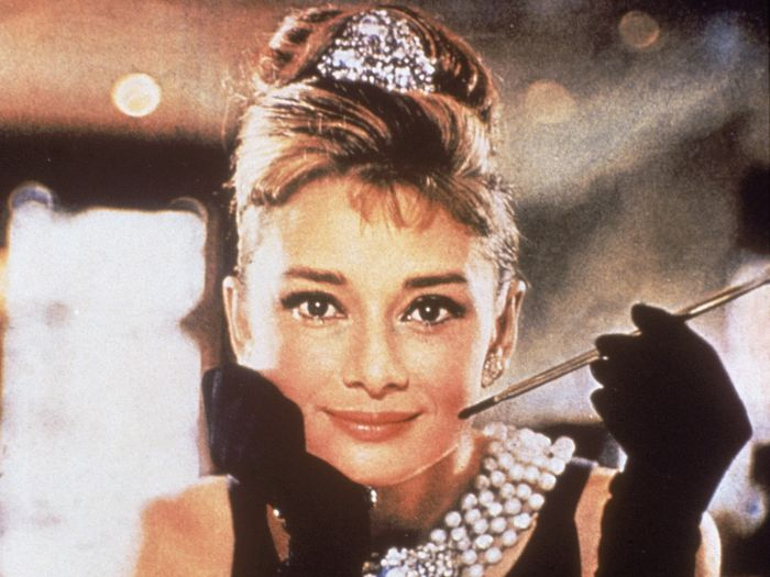 f68ecf9aeef6 Givenchy Couture Updated the Breakfast at Tiffany s Dress