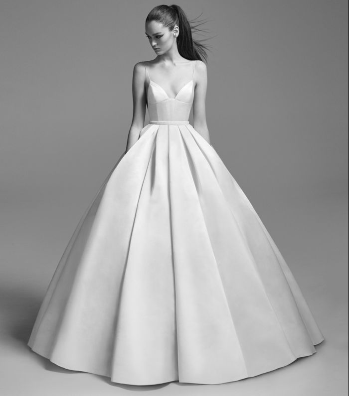 Db Studio Wedding Gowns: These Are The Best Wedding Dress Materials
