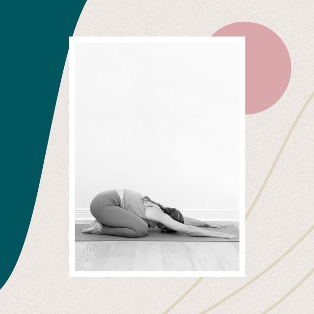 If You Struggle to Sleep Through the Night, Try These 6 Yoga Poses Before Bed