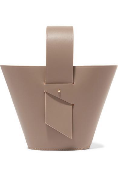 Amphora Mini Leather Tote
