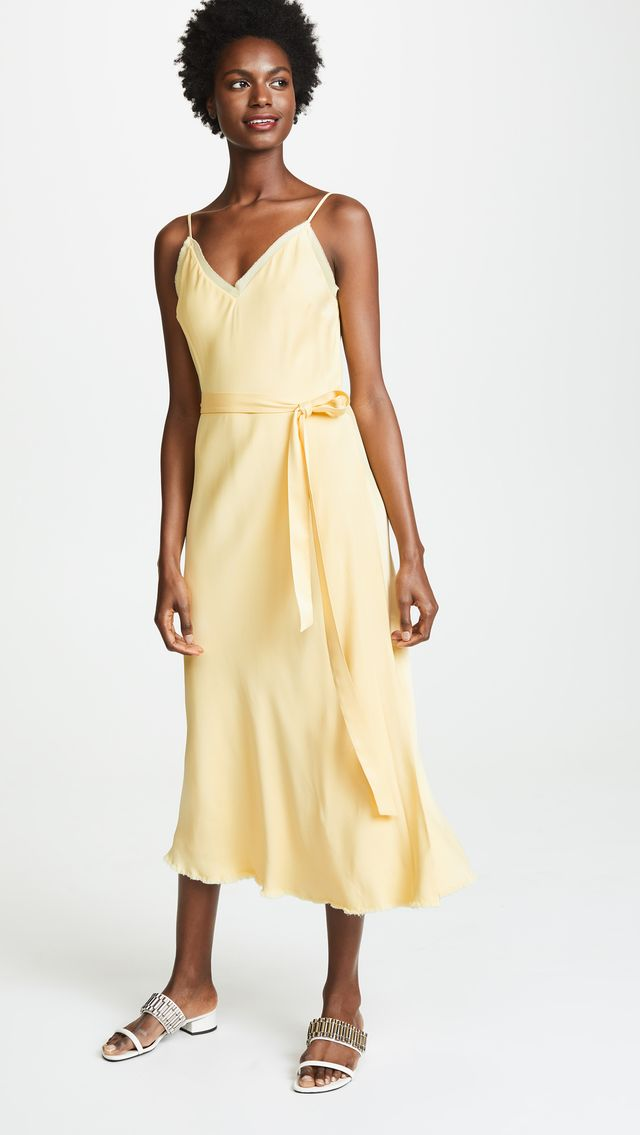 Tie Slip Dress