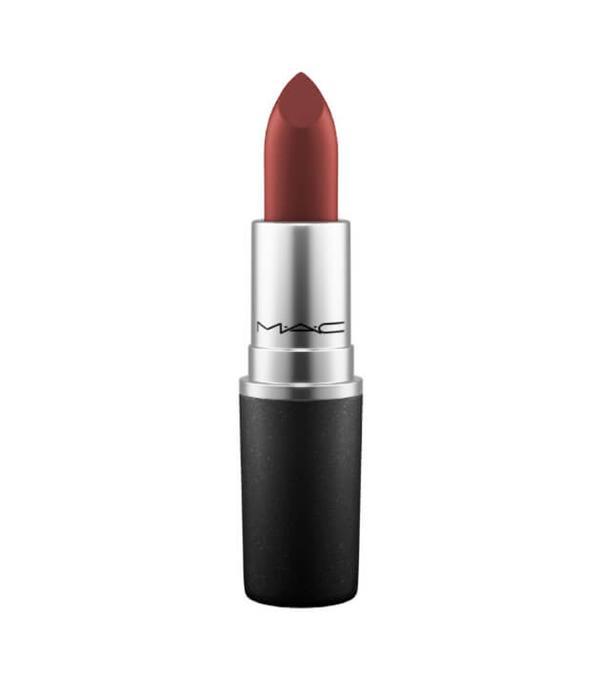 mac lipstick: Matte lipstick in sin