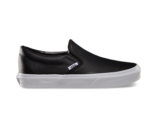Vans Perf Leather Slip-On