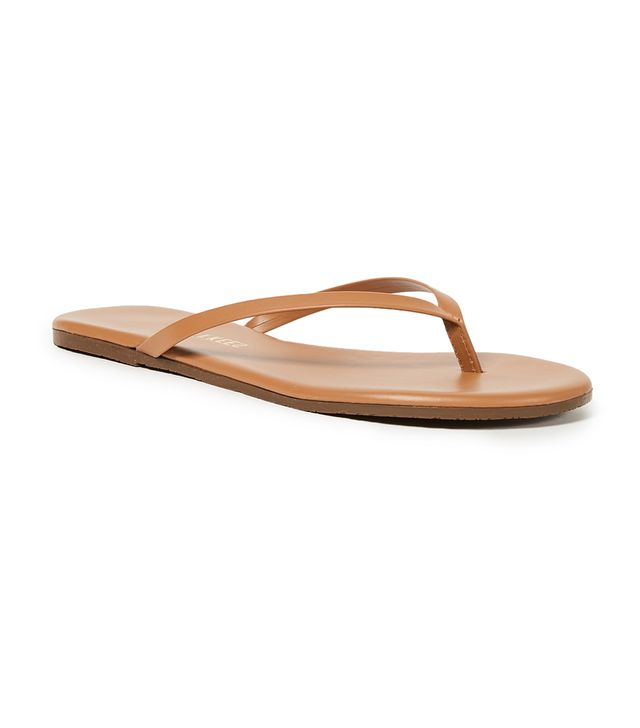 Foundations Matte Flip Flops