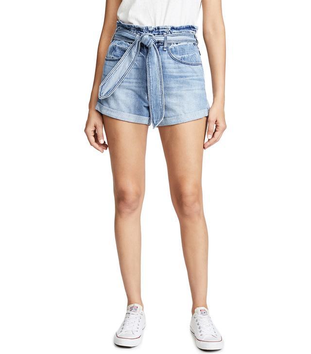 Fonda Denim Shorts
