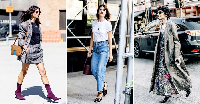 11 cool ways to dress up a t shirt who what wear