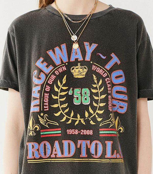 Road To L.A. Tour Tee