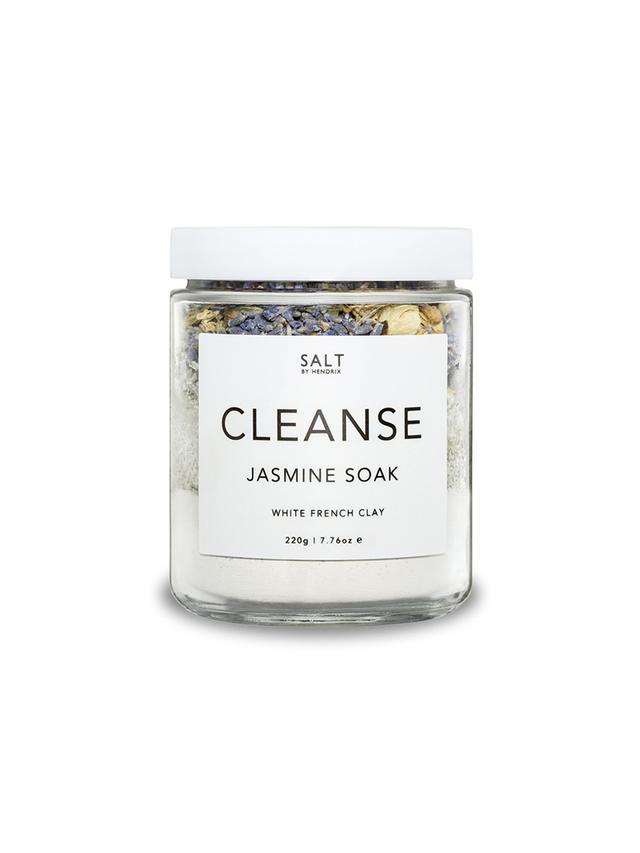 Salt by Hendrix Cleanse Jasmine Soak