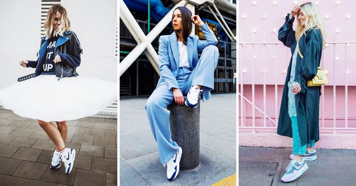 design de qualité 7ed33 728fe Why Every Influencer Is Wearing Nike Air Max 1 Trainers ...