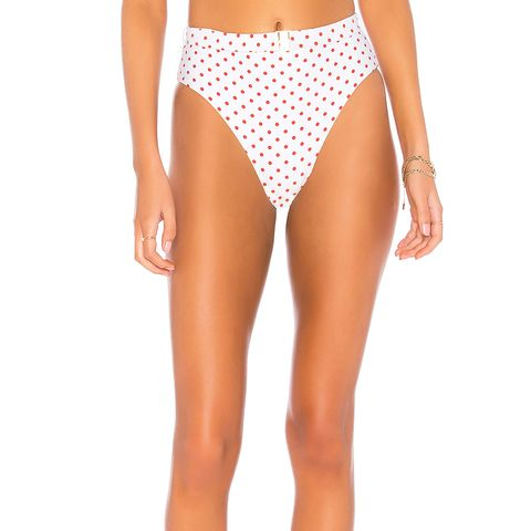 Emily High Waisted Bikini Bottom