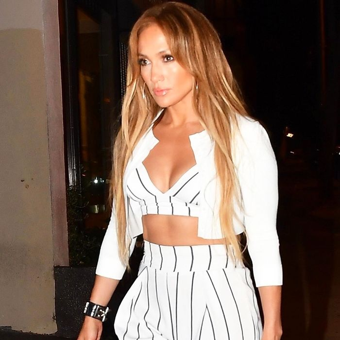 eecc20ab27ce0 Shop J.Lo s  52 Date-Night Outfit