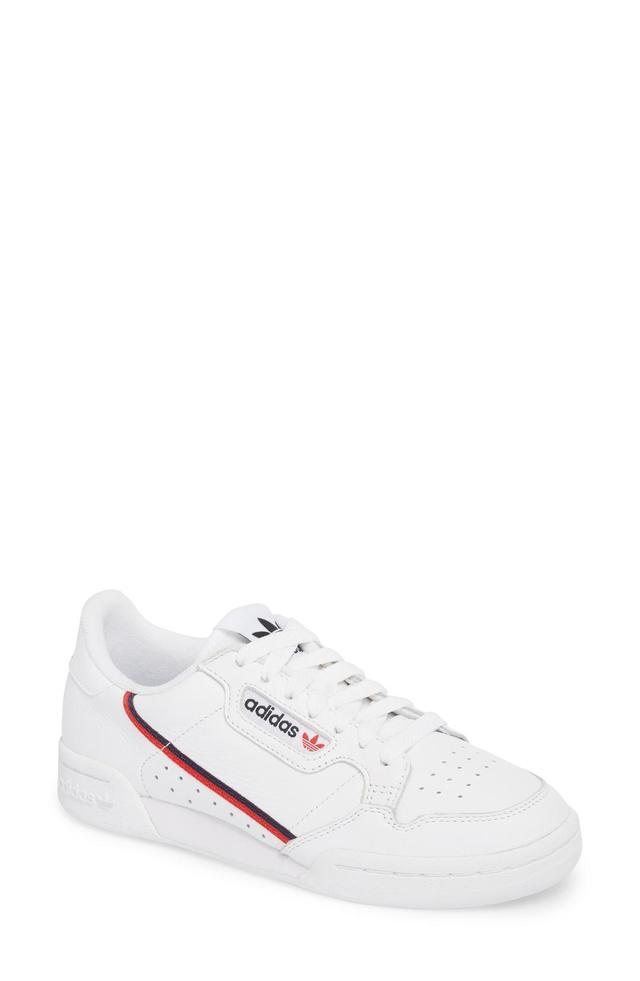 info for 8db7b 2e909 Womens Adidas Continental 80 Sneaker