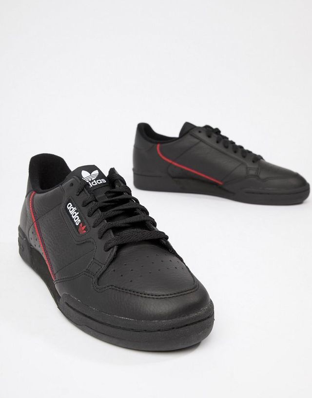 Continental 80's Sneakers In Black B41672