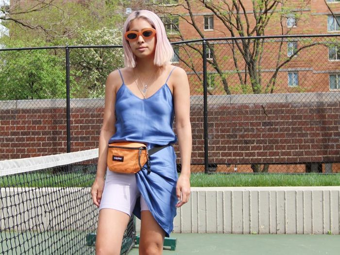 15 Biker Shorts Outfits You Will Love This Season