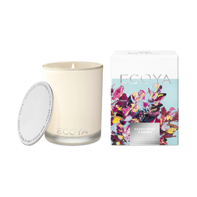 Ecoya Cassis Berry and Mango Madison Jar