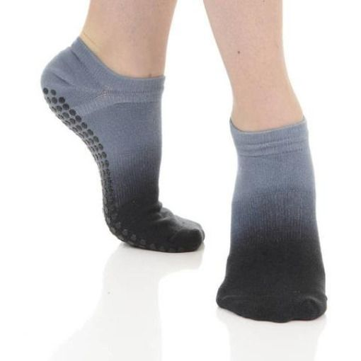 Great Soles Ombre Dyed Grip Socks