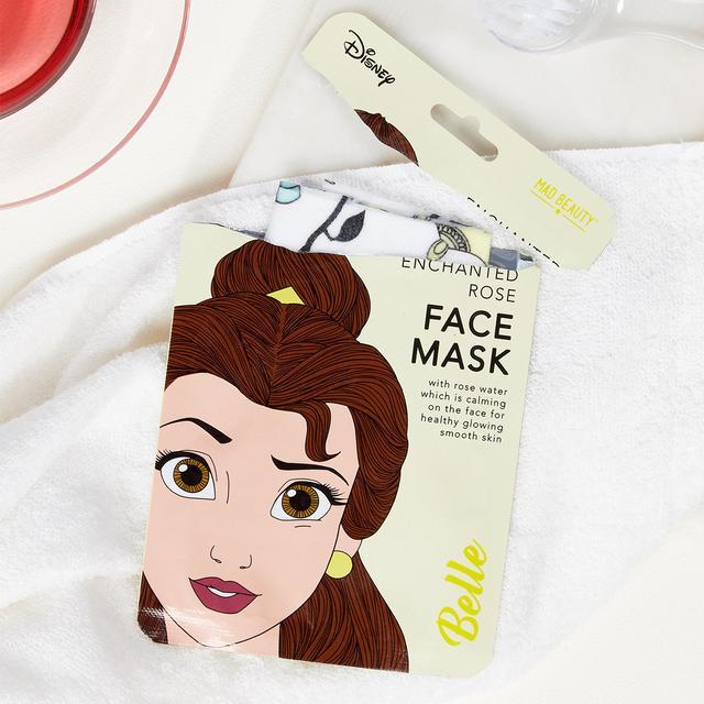 asos beauty: Belle Calming Rose Sheet Mask
