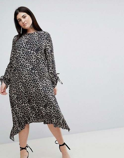 Leopard-Print Dresses to Wear With Cowboy Boots to a Wedding