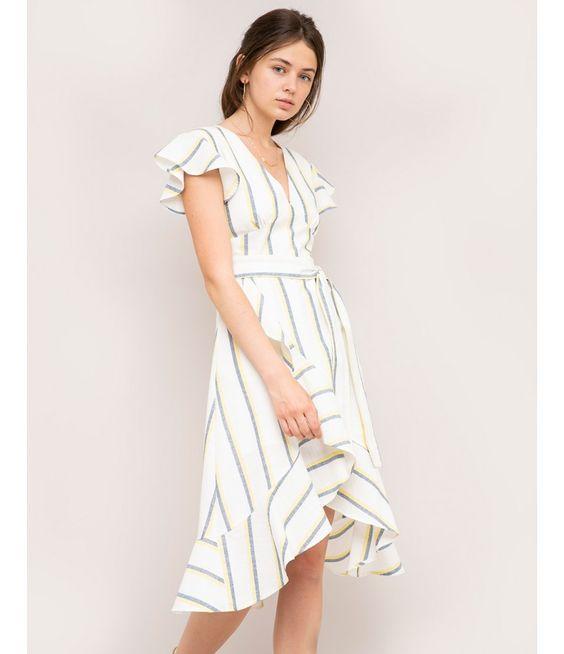 Best Cotton Ruffle Summer Dresses