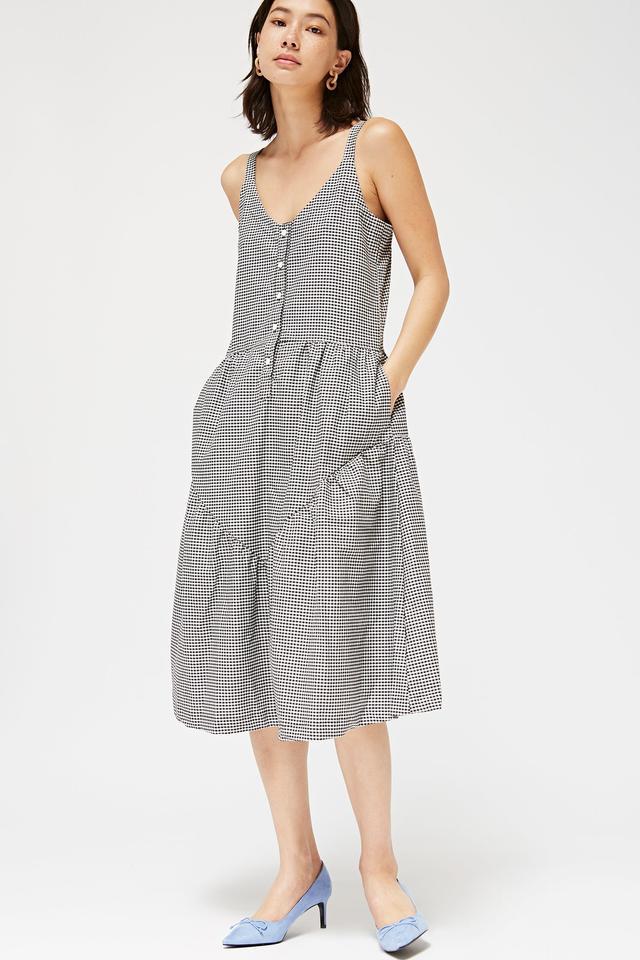 Best Gingham Cotton Summer Dresses