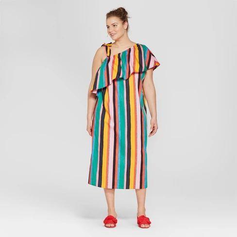 Best On-Shoulder Cotton Summer Dresses