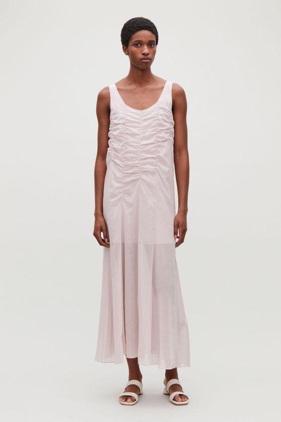 Best Sleeveless Cotton Summer Dresses