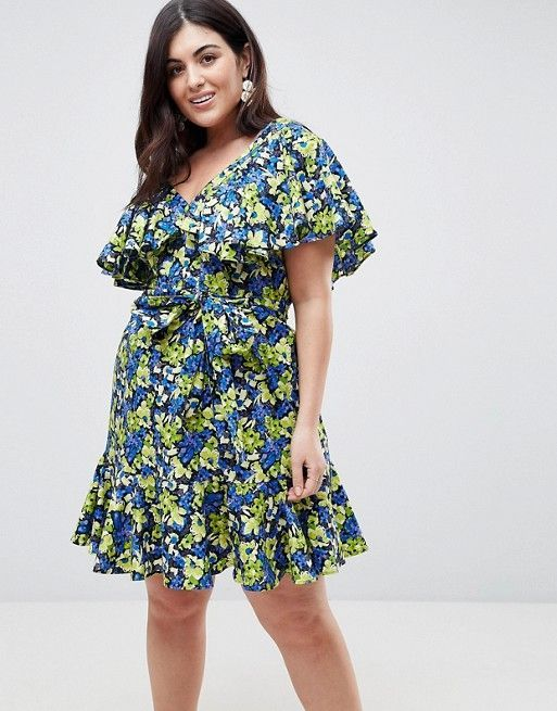 Best Floral Cotton Summer Dresses
